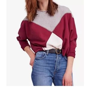 Free people montuak sweater